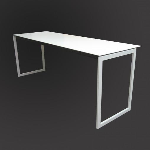 table fond noir